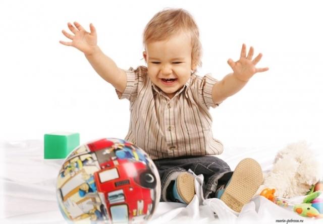 Скільки іграшок потрібно дитині 1-2 років
