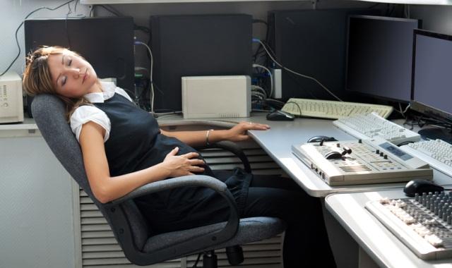 Як позбутися сонливості під час вагітності