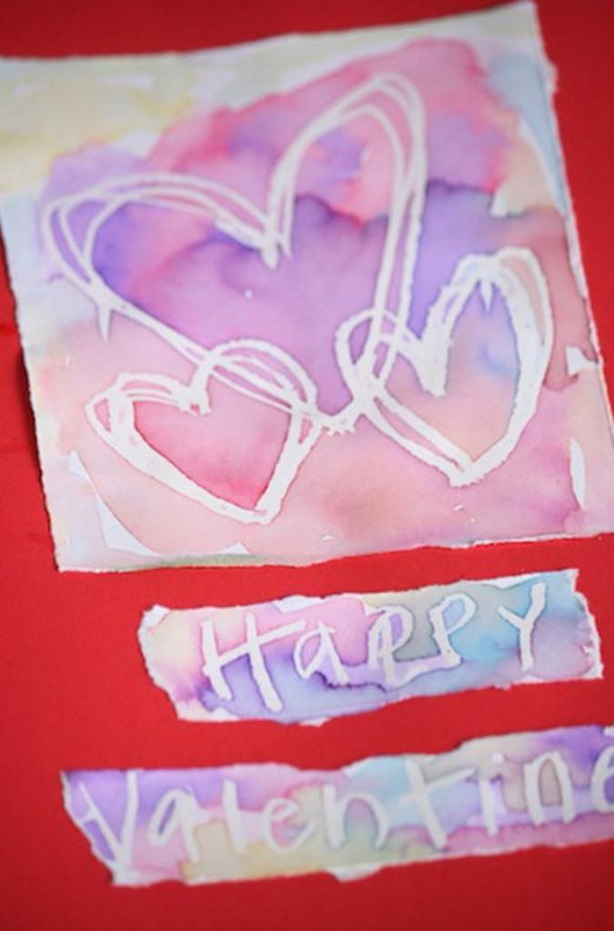 Валентинки для найменших або чари святого Валентина