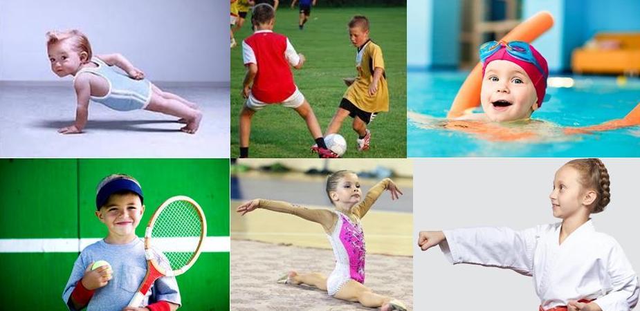 Якими видами спорту краще зайнятися дитині?