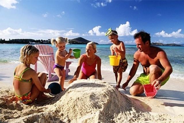 На море з дітьми, або Як перетворити відпочинок з дітьми в радість