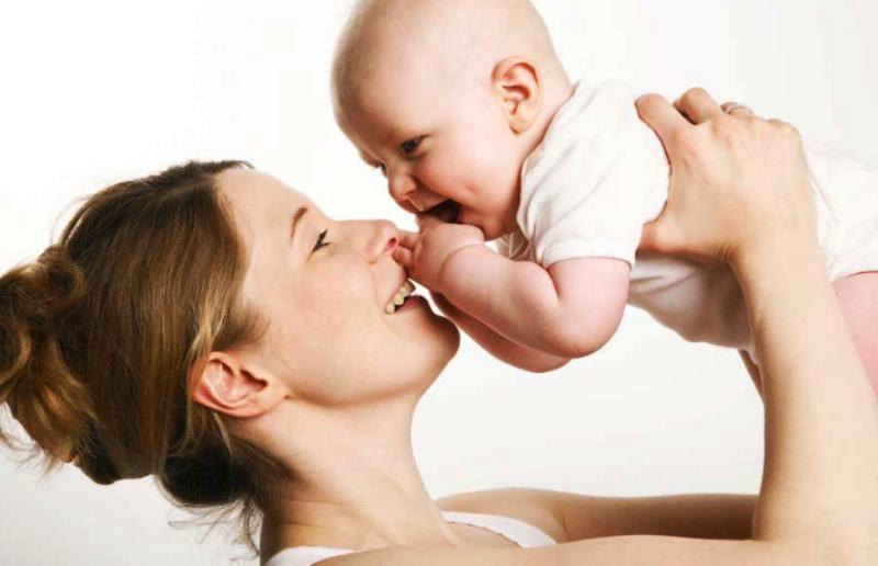 Виховання малюка від народження до 5 років. Частина 1