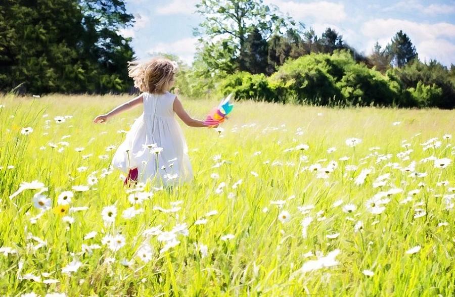 Вірші про літо для дітей