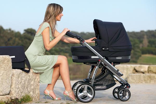 Будиночок для немовляти, Або як вибрати перший візок (коляску) для новонародженого