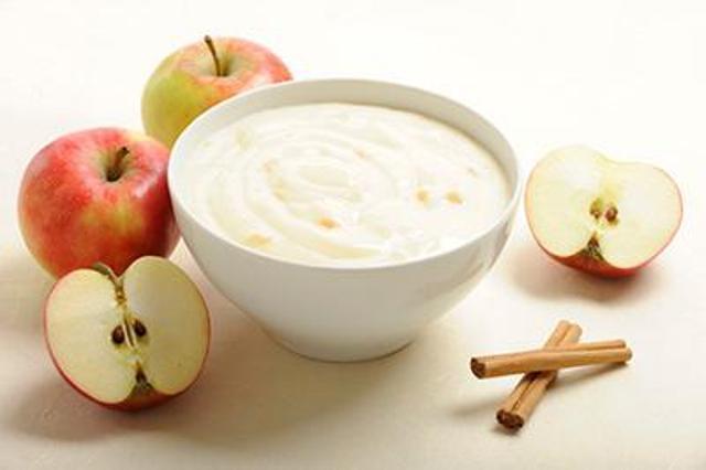 Яблучний мус для дітей