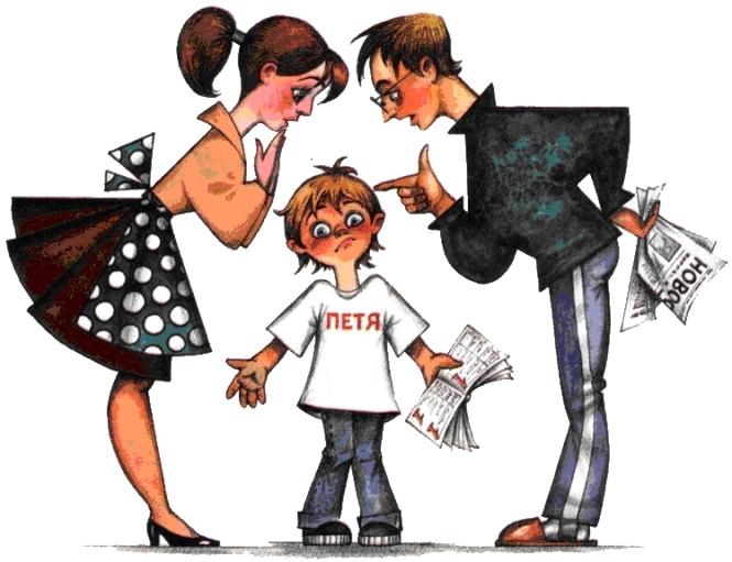 Шкідливі поради для батьків. Як правильно кричати на дитину
