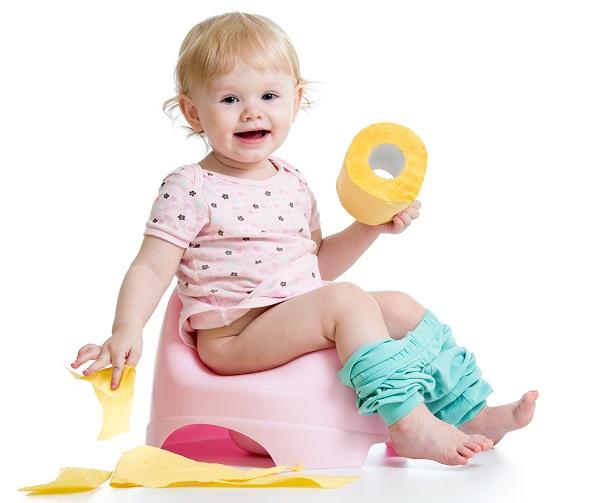 Як привчити дитину до горщика: в потрібному місці в потрібний час!