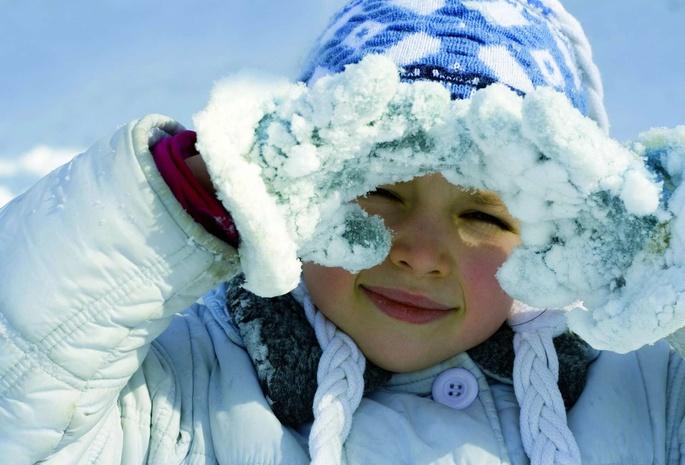 Як правильно вдягати дитину взимку
