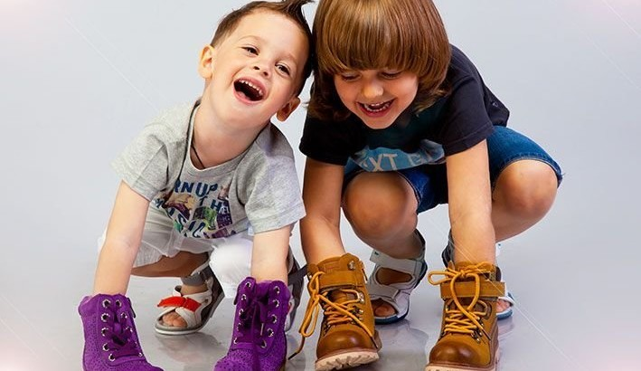 Правильне взуття – здорові ніжки