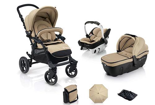 Перший візок (коляска) для немовляти. Важлива кожна дрібниця