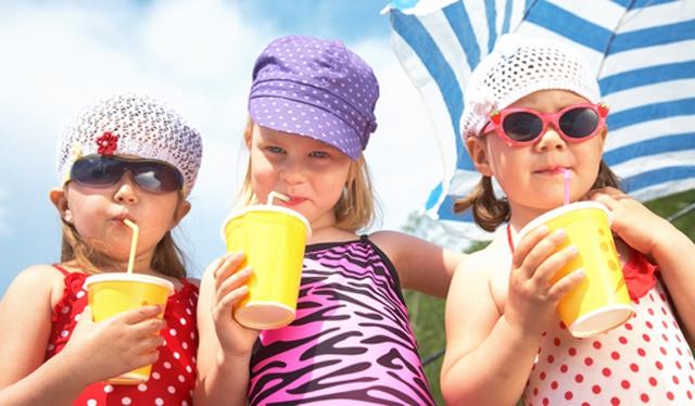 Діти і сонце: як захистити дитину від перегріву