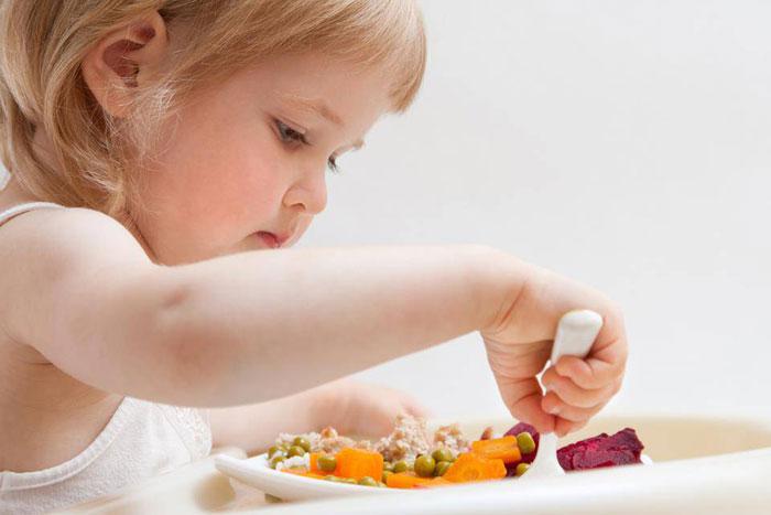 Яким має бути харчування дитини 2-3 років