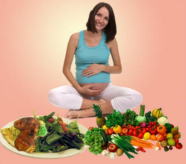 Здорове харчування вагітної