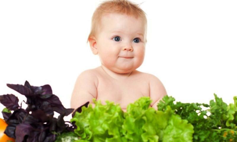 Корисна зелень для дітей. Частина 2