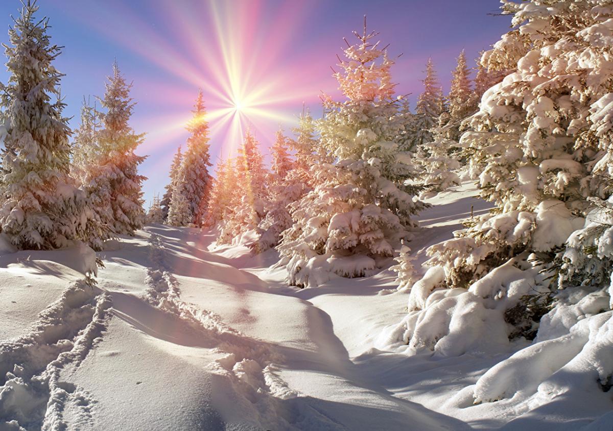 Віршики про зиму для найменших